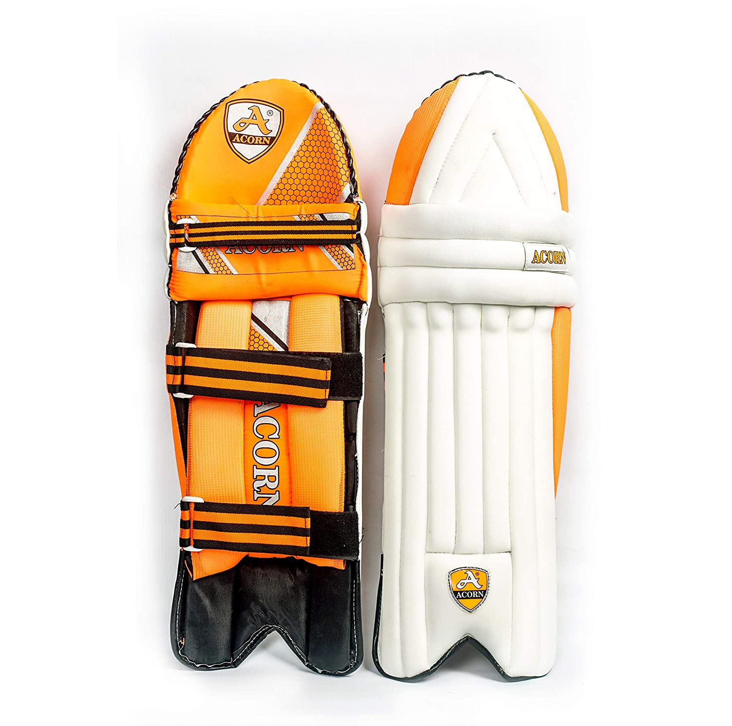 Batting Leg Guard (Full Size) - Top Quality (Comfortable)