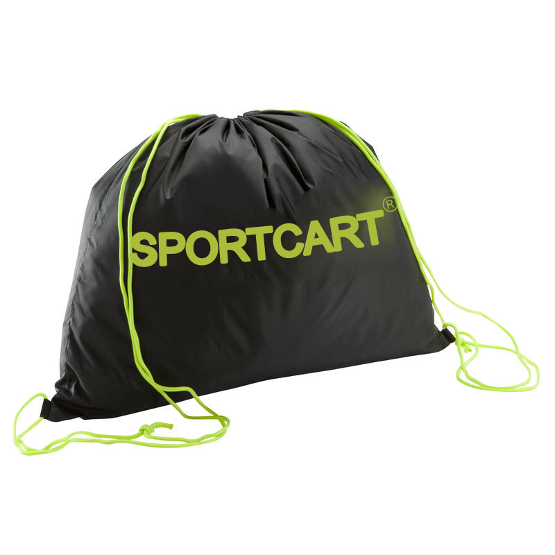 Light Team Sports Bag 15 Litres - Black