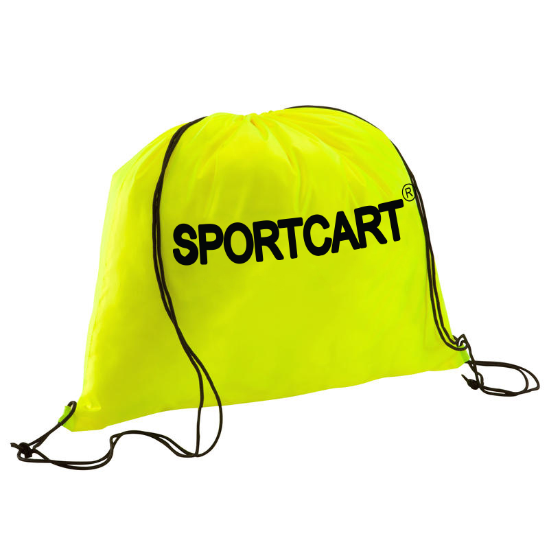 Light Team Sports Bag 15 Litres -Yellow