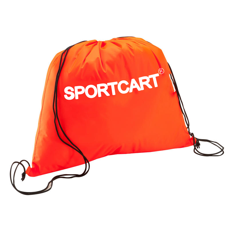 Light Team Sports Bag 15 Litres - Orange