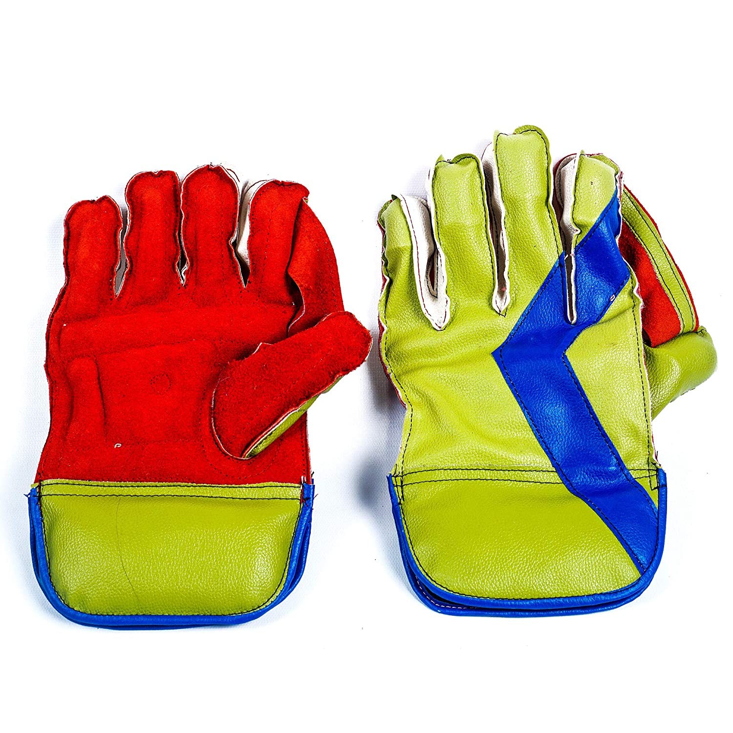Wicket Keeping Gloves - Half Sabar