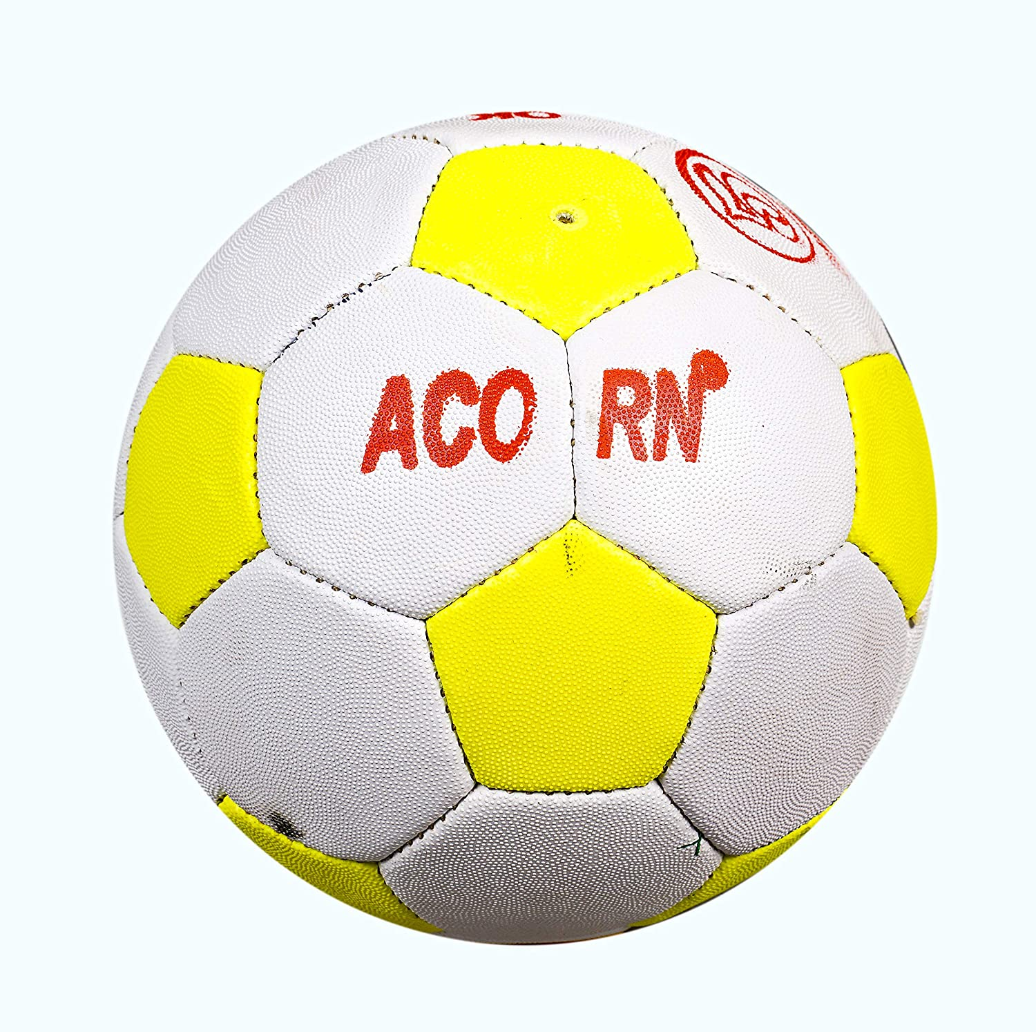 Match Football - Size 5 (White / Yellow)