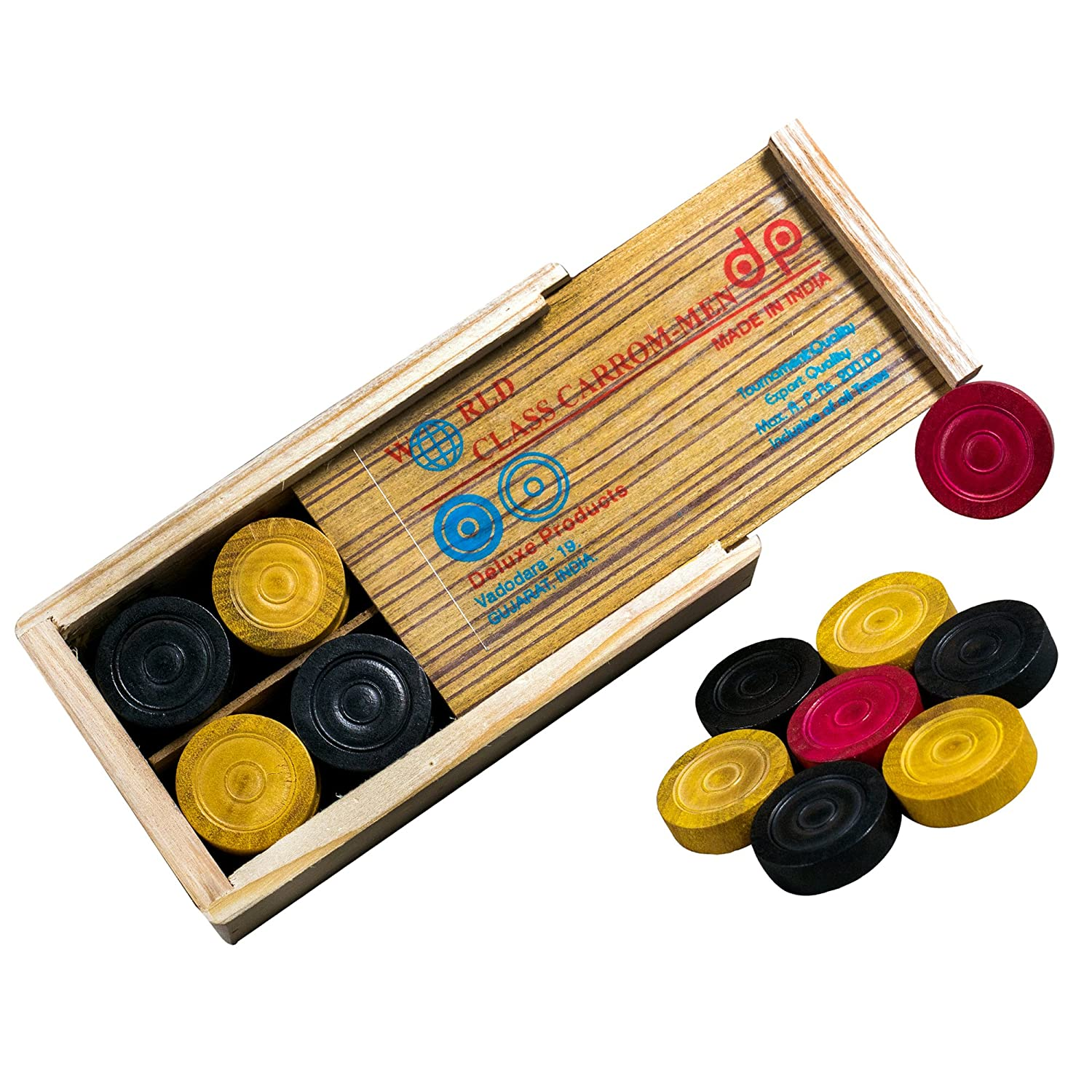 World Class Carrom Coin