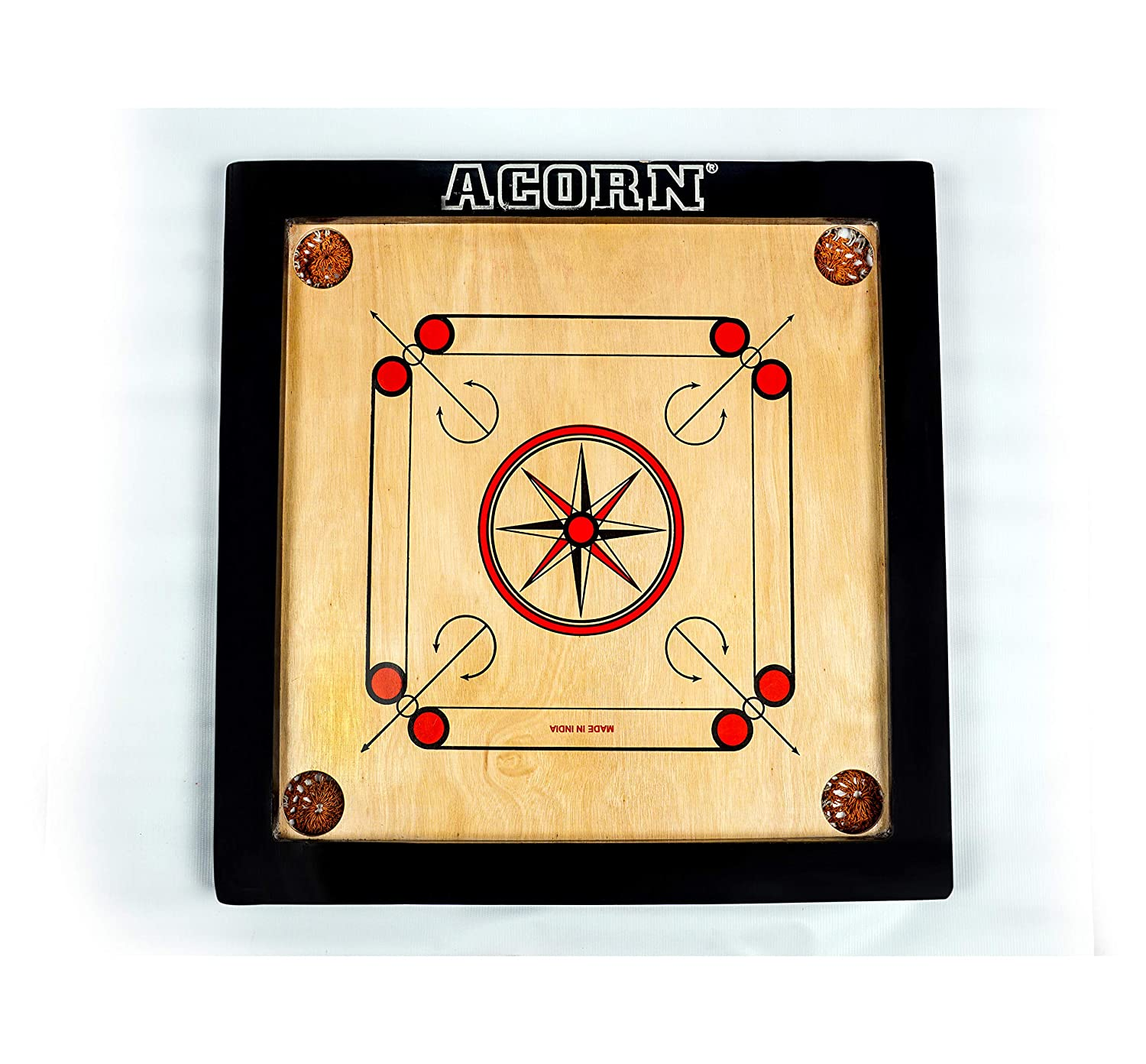 Premium 18X18 Size Carrom Board ( Top Quality)