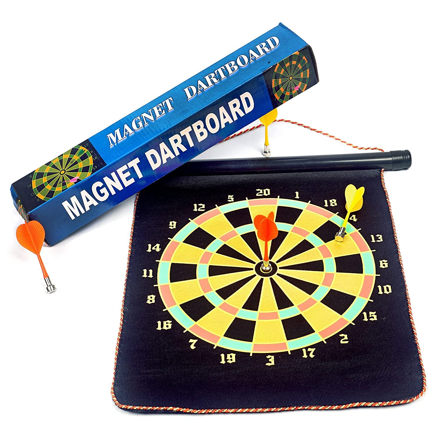 Magnetic Dart Board - Imported (Top Quality) - Reasonable Rate