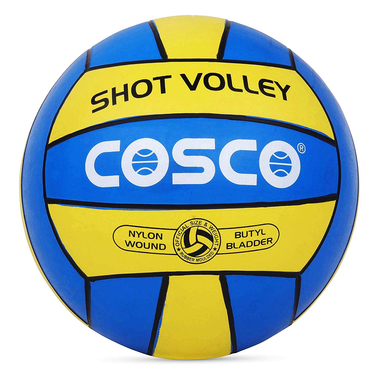 Cosco Shot Volleyball - Size 4 - 18 Panel