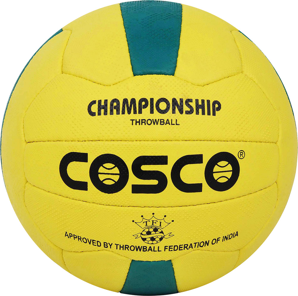 Cosco Championship Throw Ball - 18 Panel