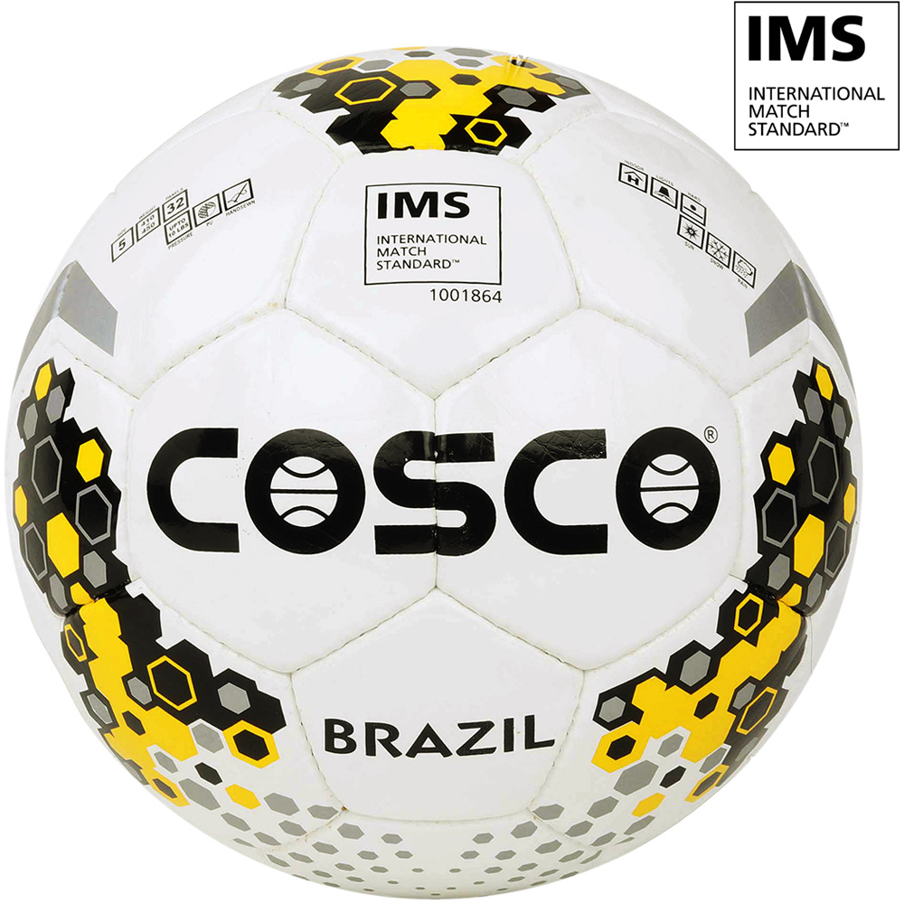 Cosco Brazil Football - Size 5