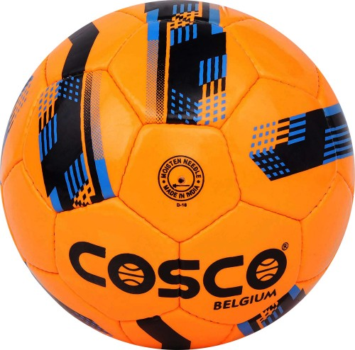 Cosco Belgium Football - Size 3 (Orange)