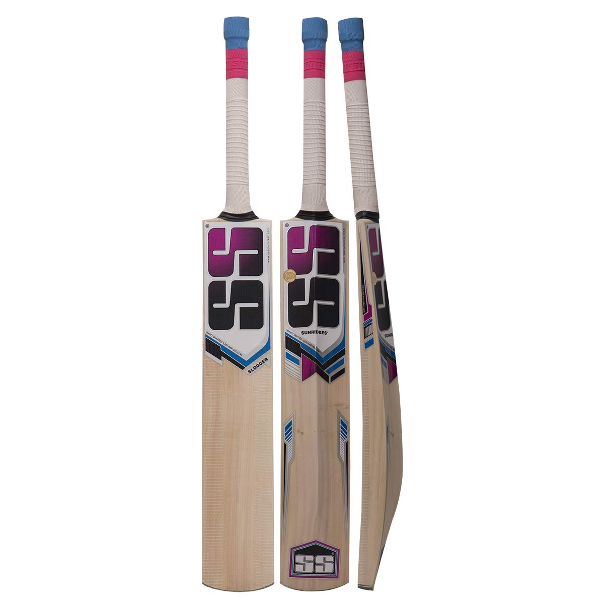 SS Slogger Cricket Bat - Kashmir Willow