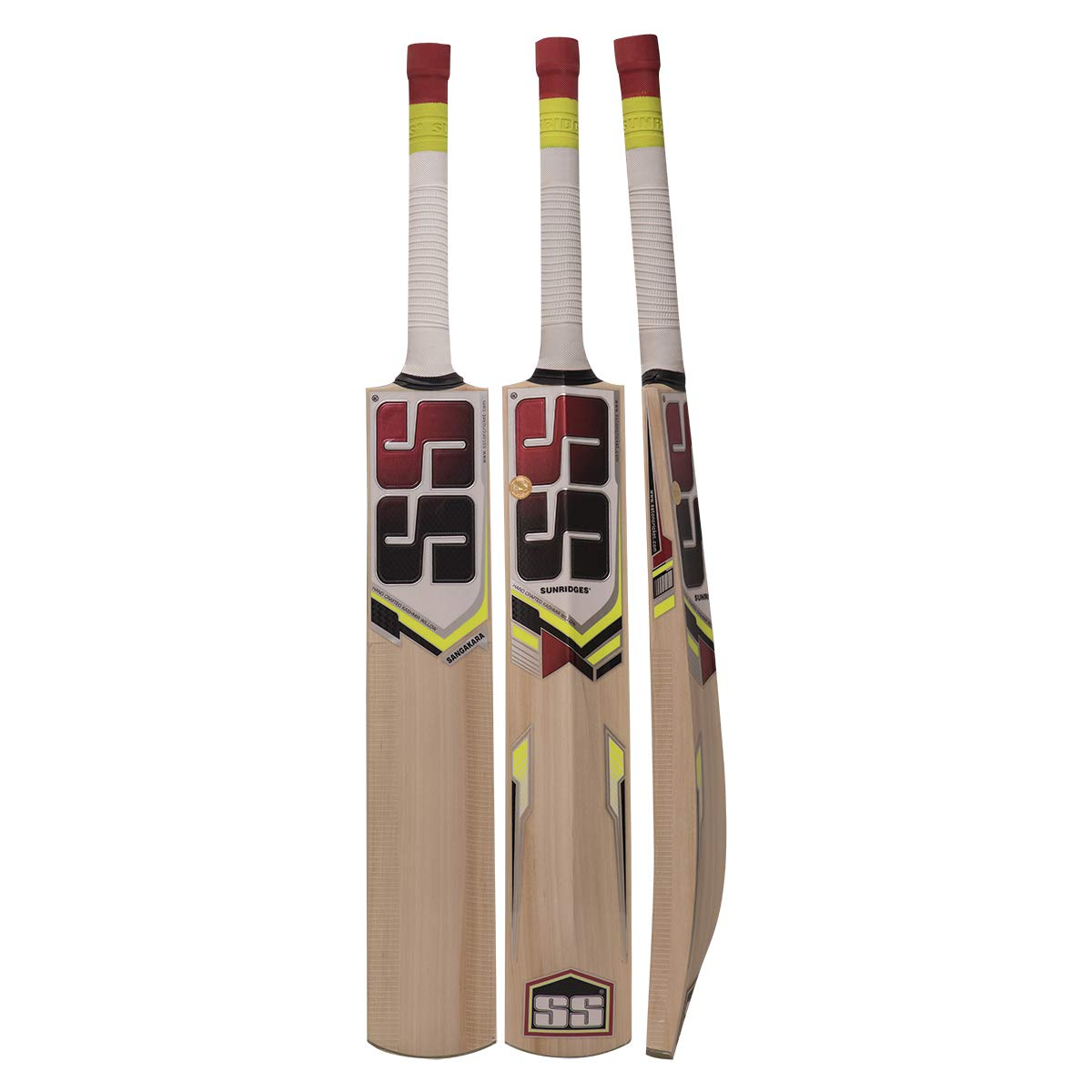 SS Sangakara Cricket Bat - Kashmir Willow