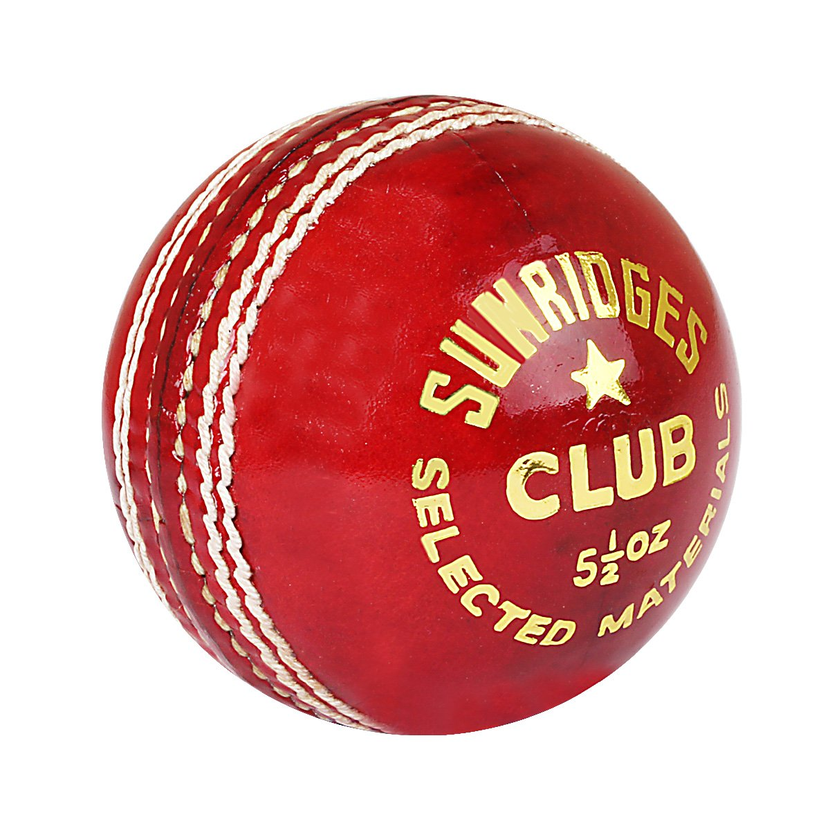 SS Club Cricket Leather Ball