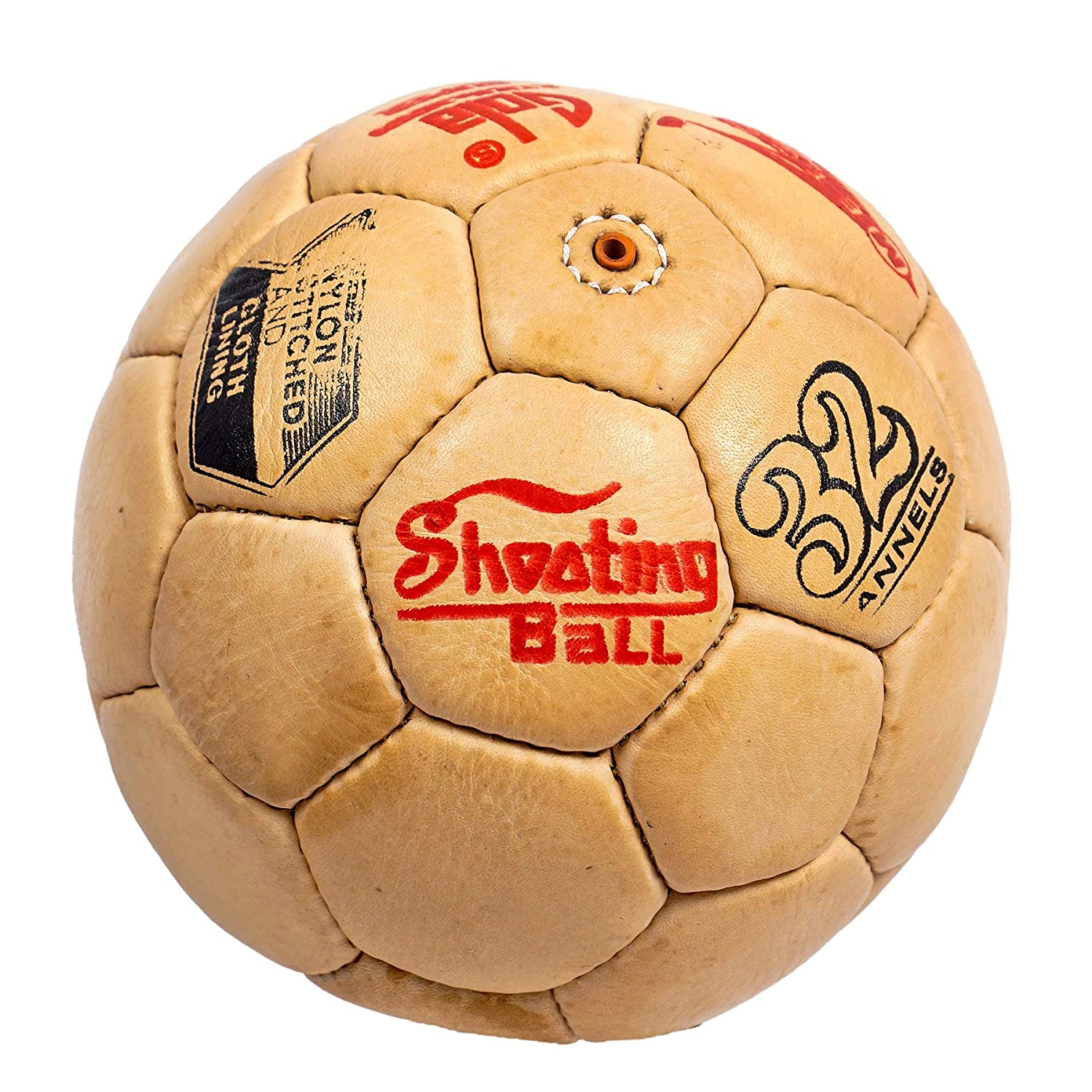 Shooting Ball (Leather) - Size 3