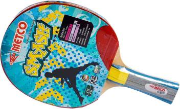 Metco Smash 4 Star Table Tennis Racket