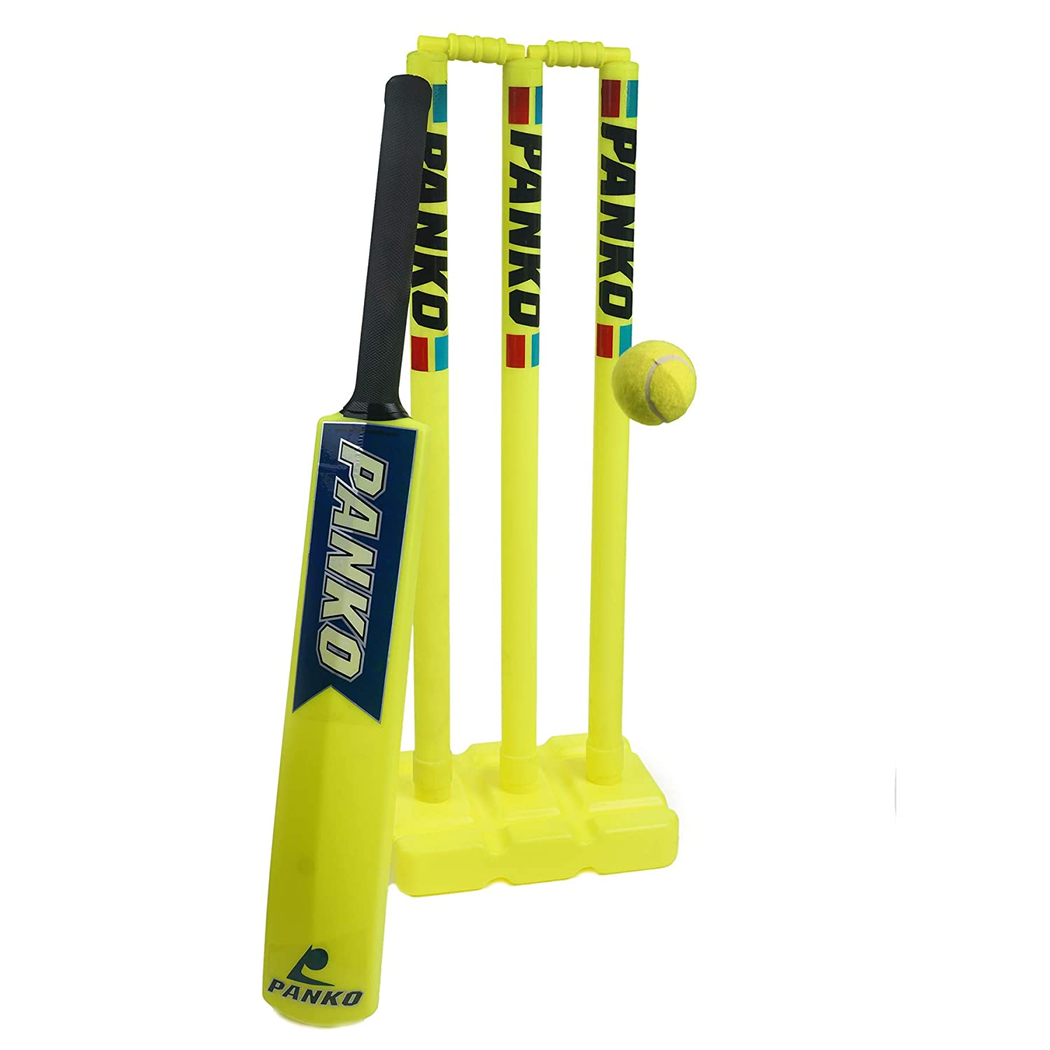Cricket Plastic Stump Set - Best Quality