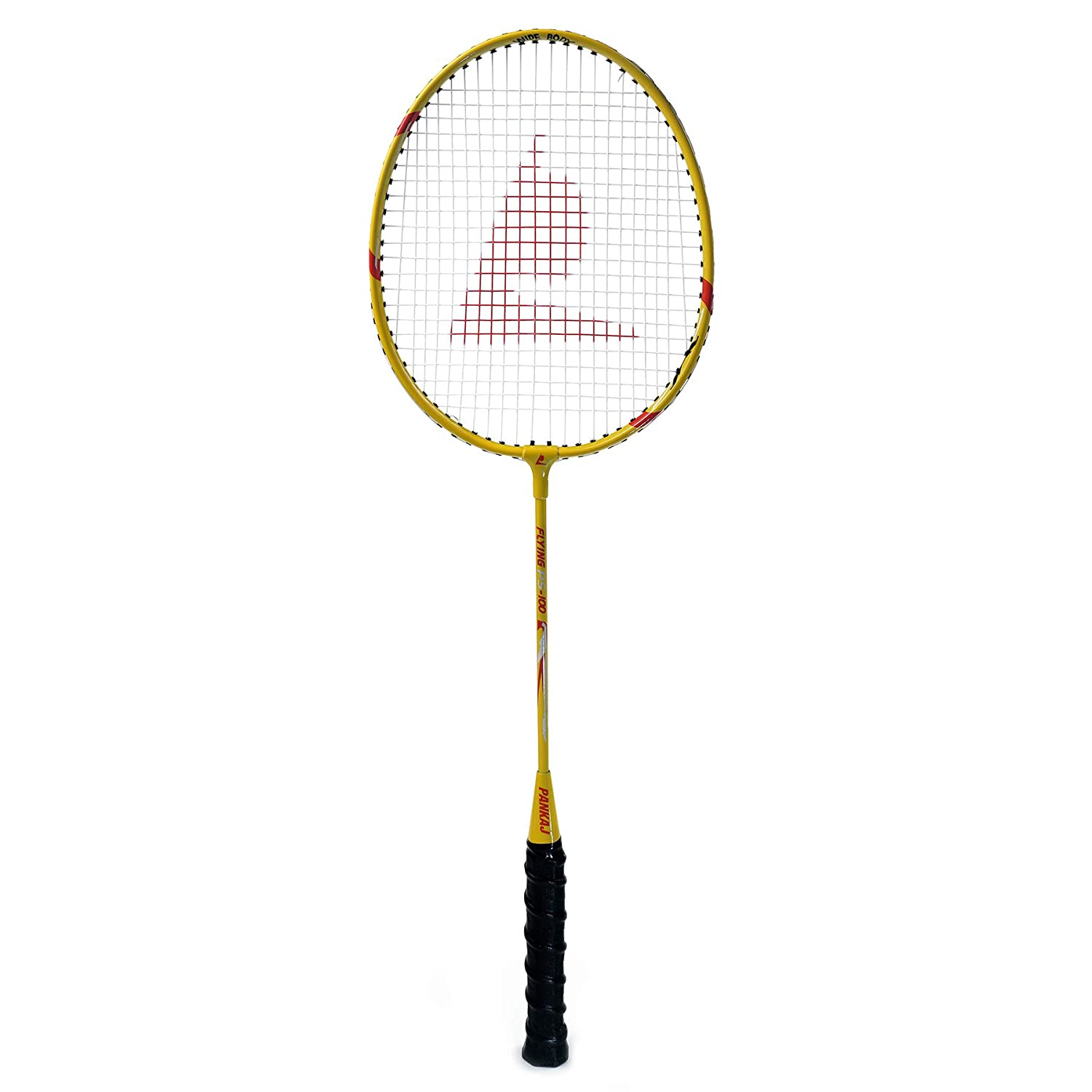 Badminton Racket - Top Quality - Pro 100 (Yellow)