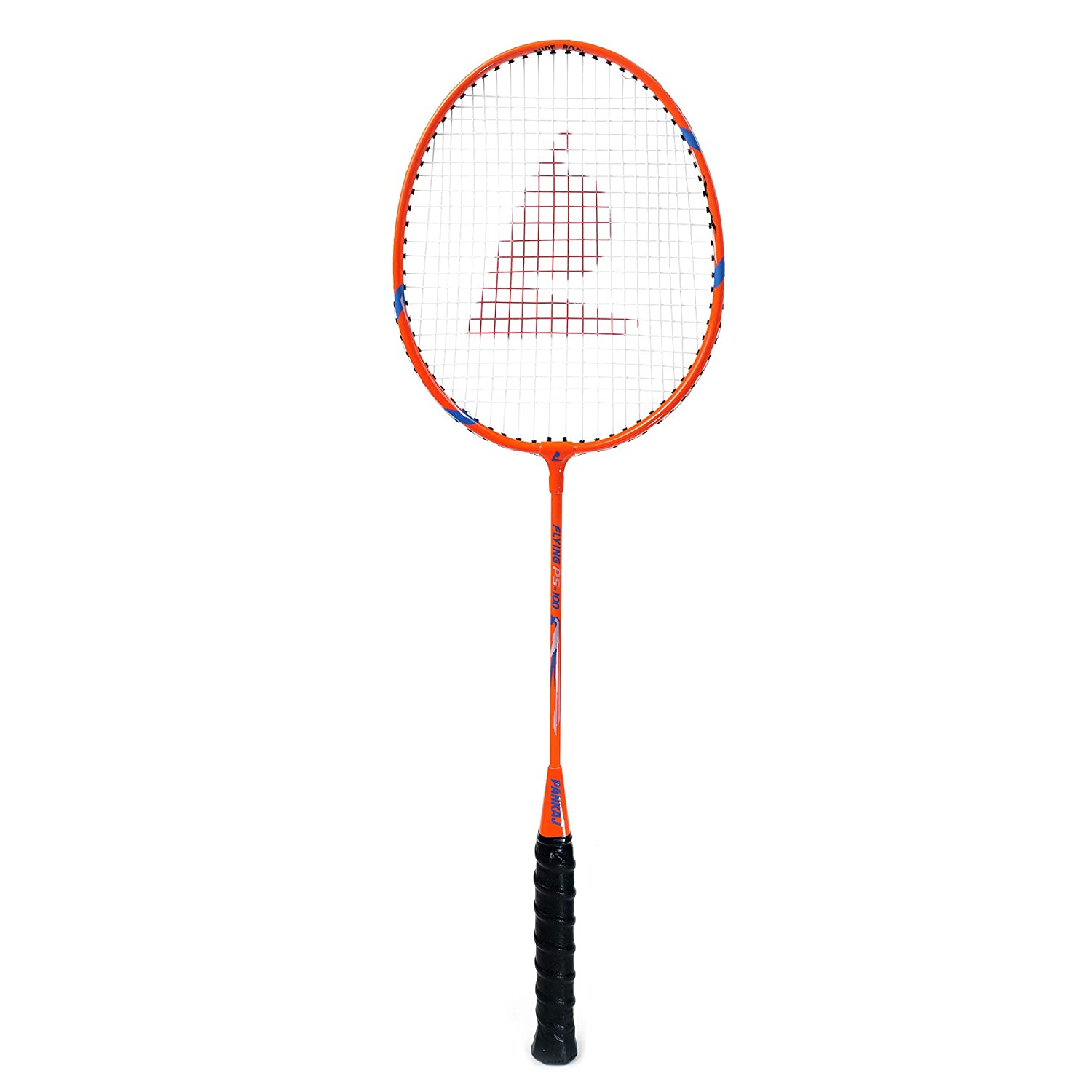 Badminton Racket - Top Quality - Pro 100 (Orange)
