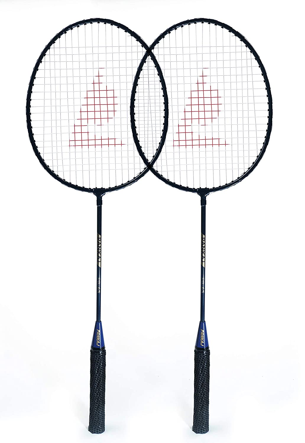 Badminton Racket - PB 65 - Pack for 2 (Purple)