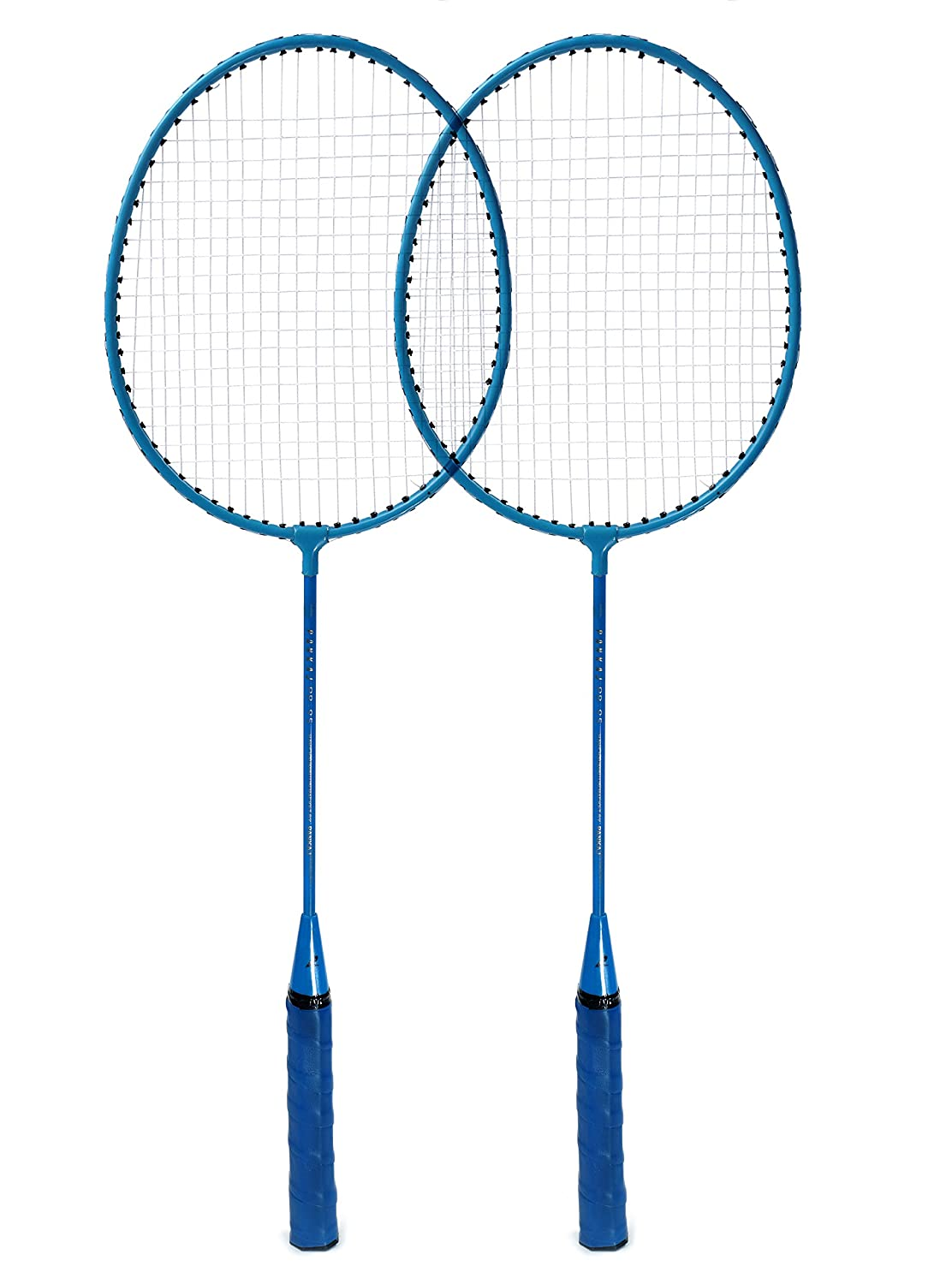 Badminton Racket - PB 95 - Pack for 2 (Blue)