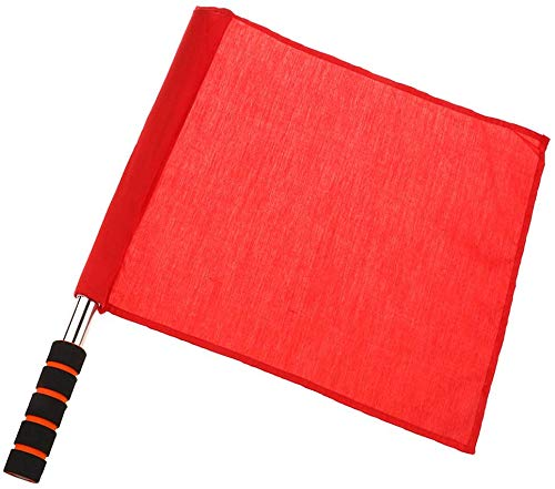 Refree Flag - Diamond 50 cm (Red)