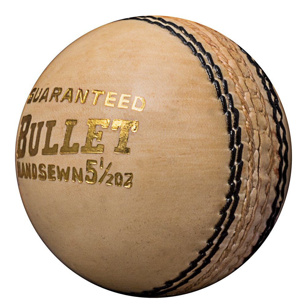 Acorn Cream Cricket Leather Ball