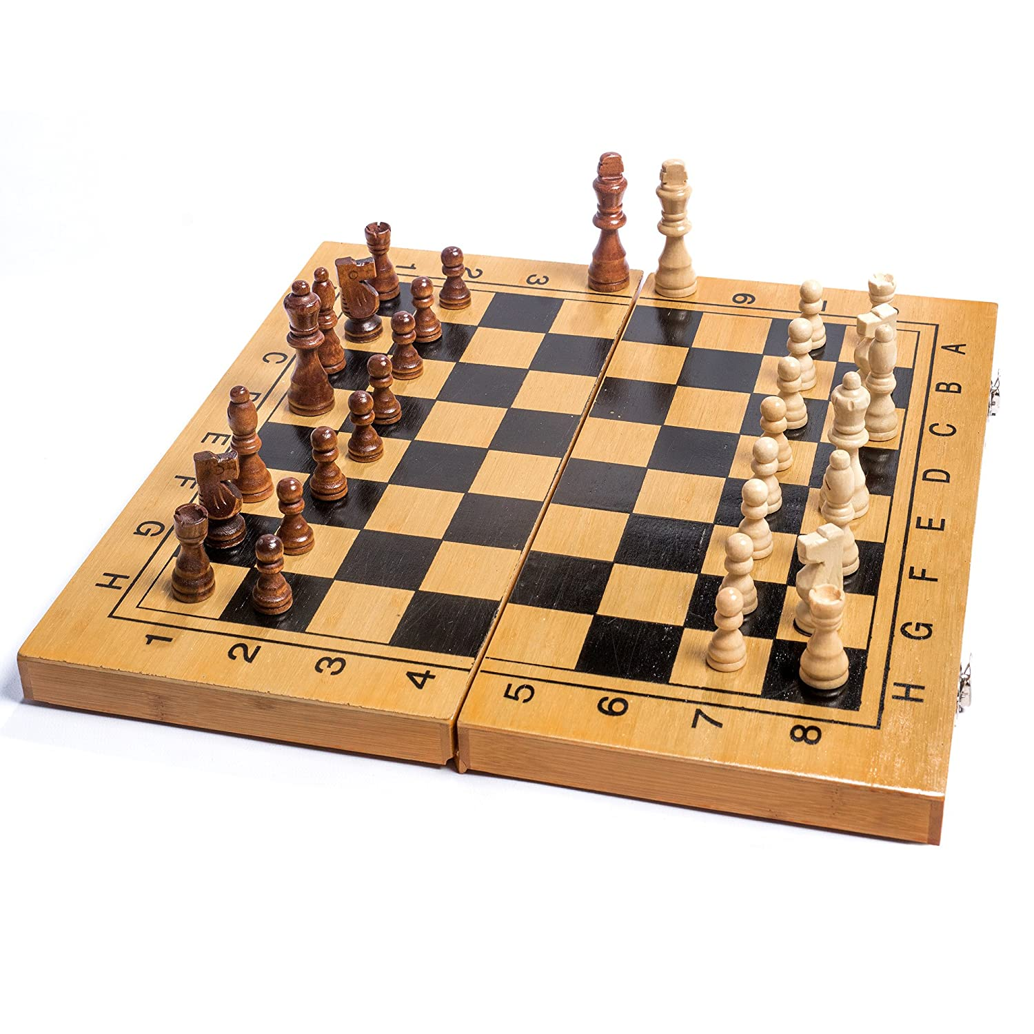 Wooden Chess Board - Top Quality ( Reasonable Rate )
