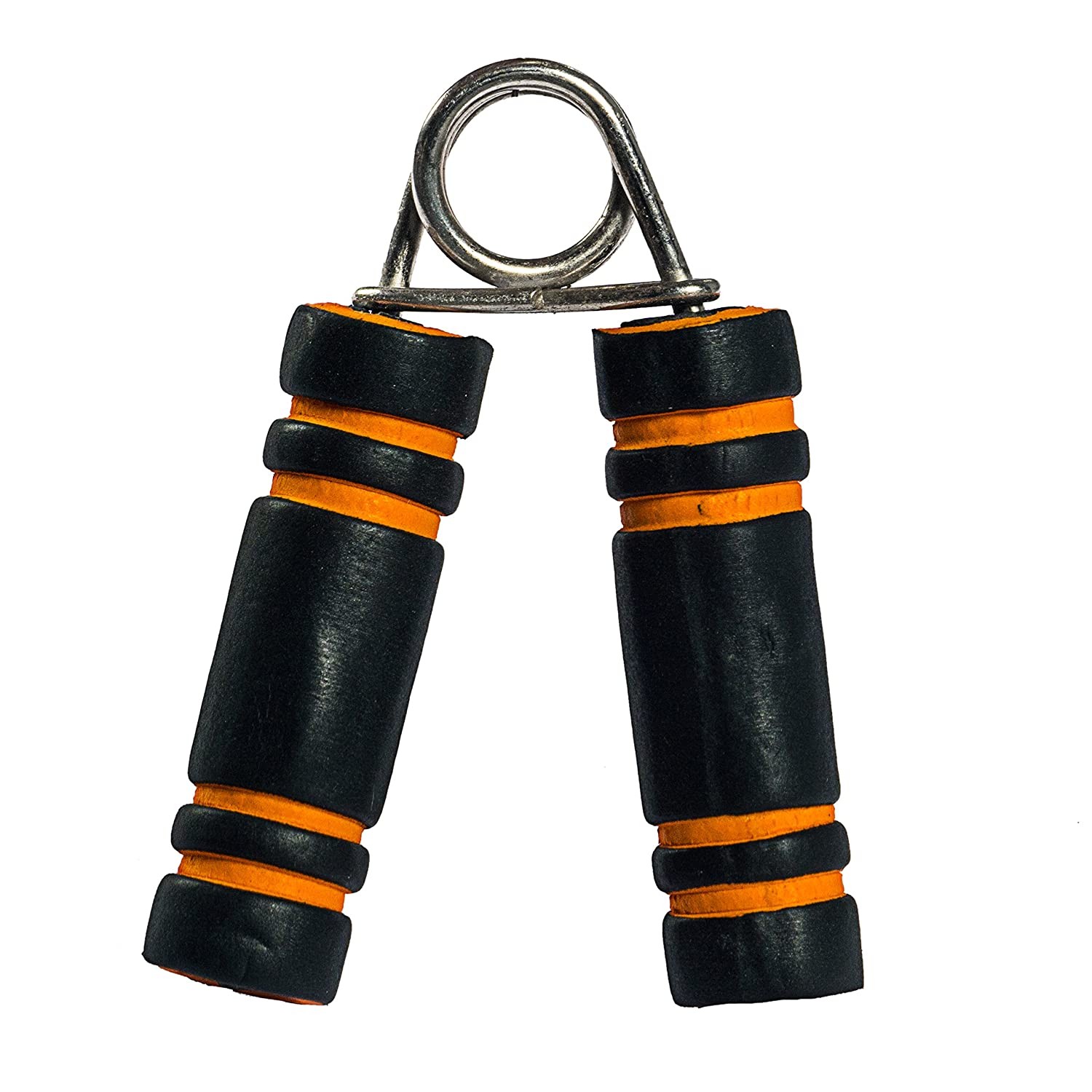 Wood Power Grip (Black and Orange)