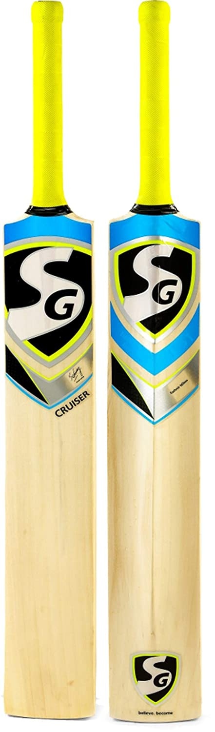 SG Cruiser Kashmir Willow Cricket Bat