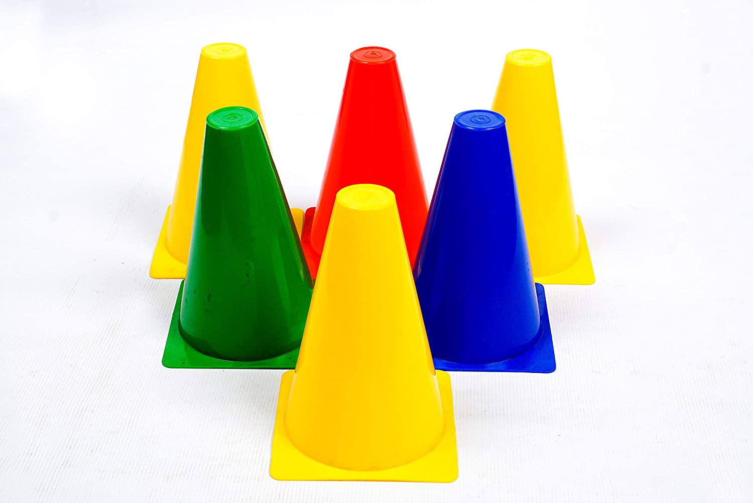 Cone Set (6 inches) - Pack for 6