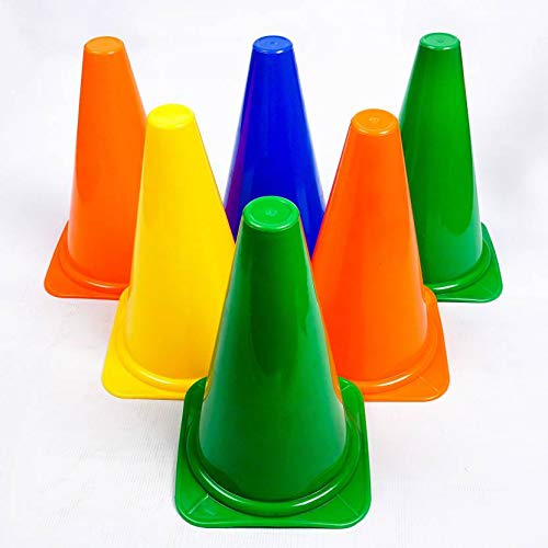 Cone Set (9 inches) - Pack for 6