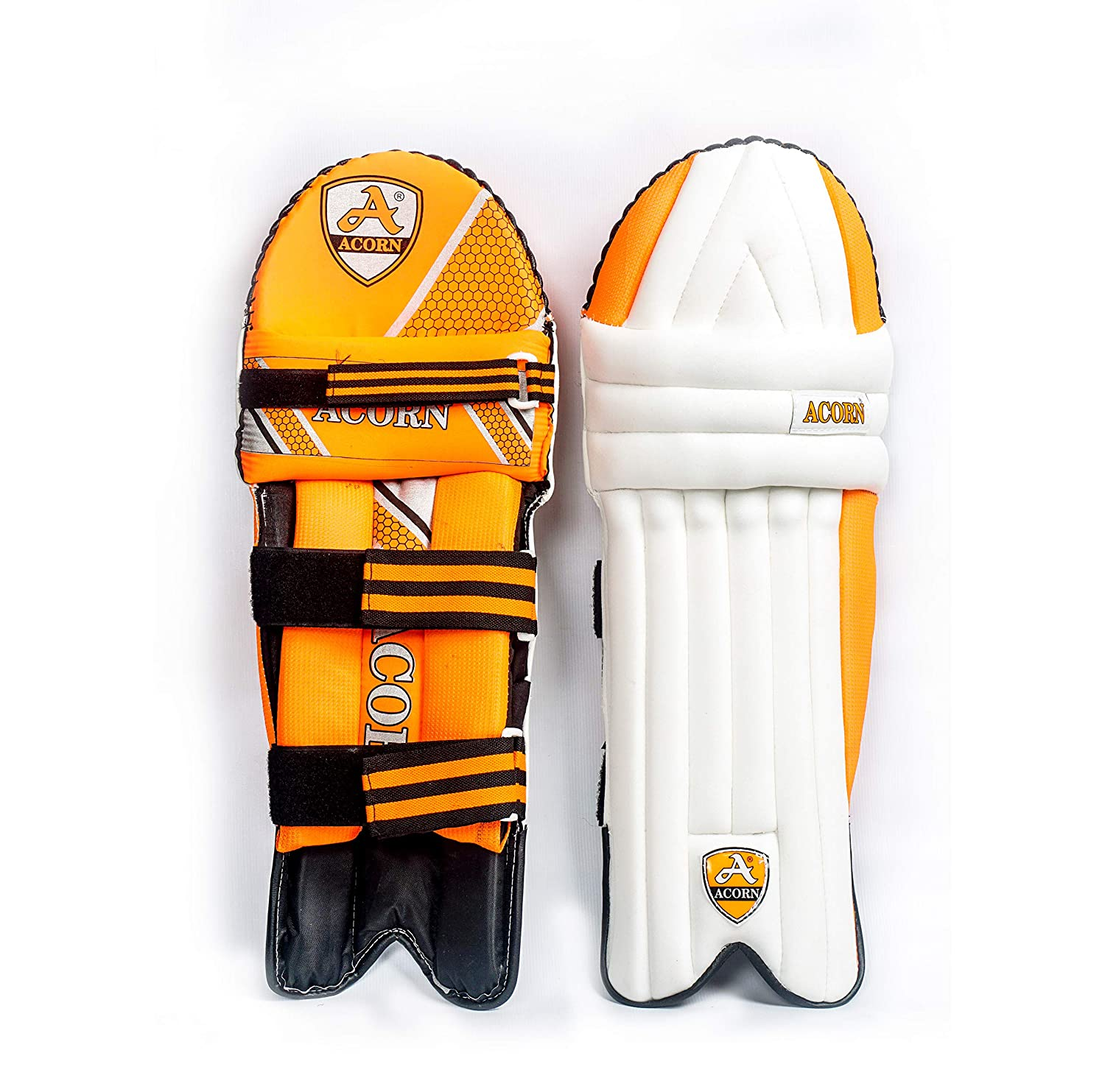Batting Leg Guard (Smaller Size) - Top Quality (Comfortable)