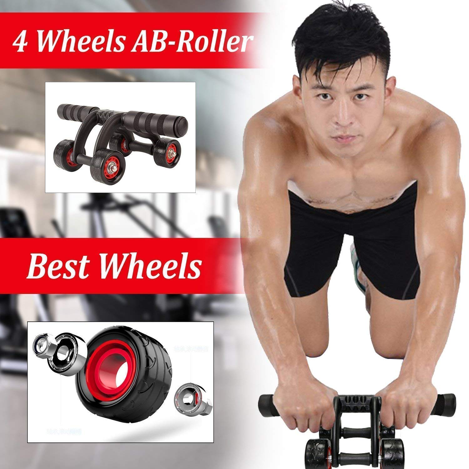 Abdominal Wheel - Taking Fitness To The Next Level